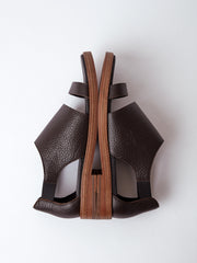 THE JONI BROWN LEATHER