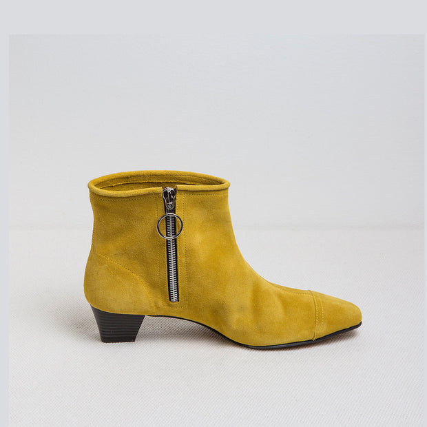 Blankens The La Brea boot. Made in Portugal from European leather. Affordable luxury - sustainable style!