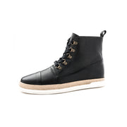 Blankens shoes FW19. Mojave Black leather in eco-friendlier vegetable tanned leather.