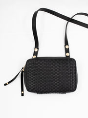 PRE-ORDER THE MONTAUK MIDI BRAIDED BLACK
