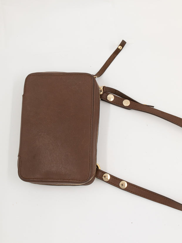 PRE-ORDER THE MONTAUK MIDI TUMBLED BROWN