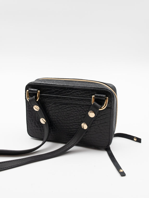 PRE-ORDER THE MONTAUK MIDI BLACK GRAIN