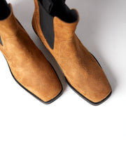 Blankens boot The Peppe brown suede. Made in Portugal. Yourblankens.