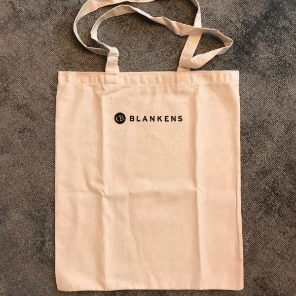THE BLANKENS SHOPPER/SHOE BAG