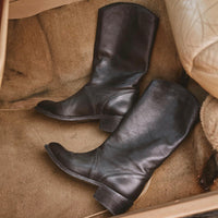 Blankens boot The Jane. Affordable luxury, sustainable style! made in Europe.