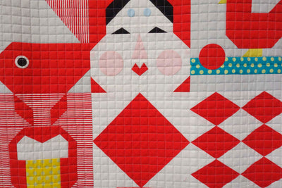 tokyo quilt festival 2020: details of quilts