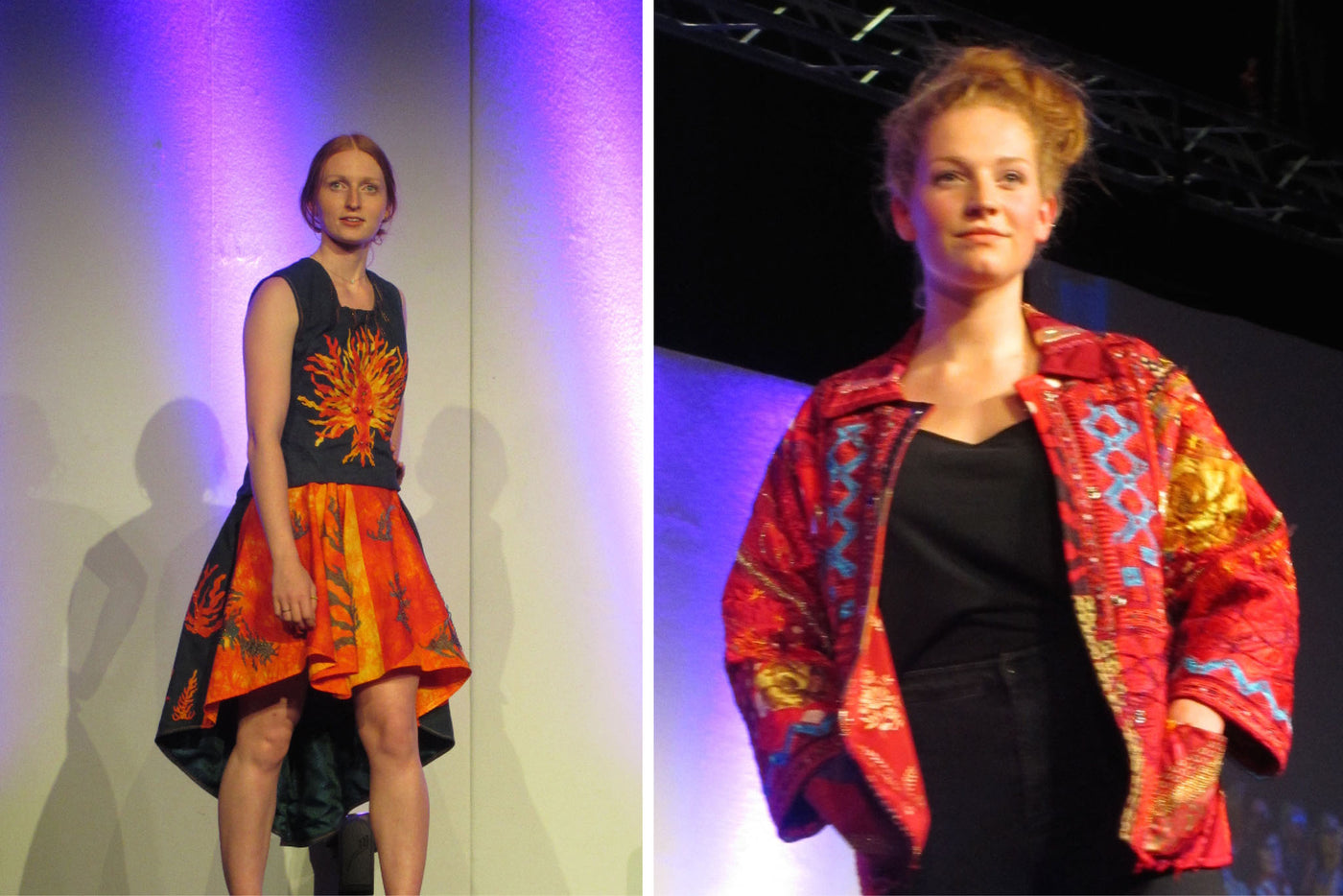 2014 Festival of Quilts Fashion Show