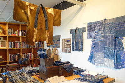 sri: japanese folk textile gallery
