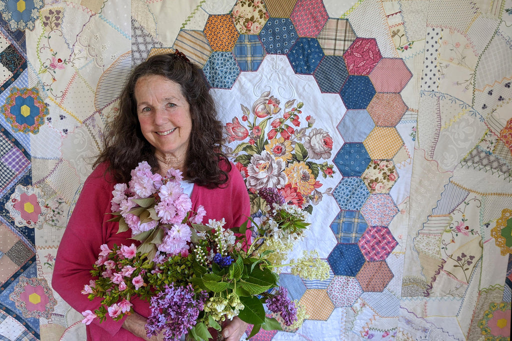 allie aller: the happy quilter