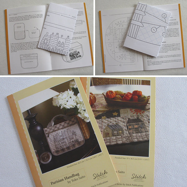 Stitch Publications Patterns