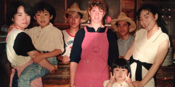 Growing up in Japan—Priscilla Knoble