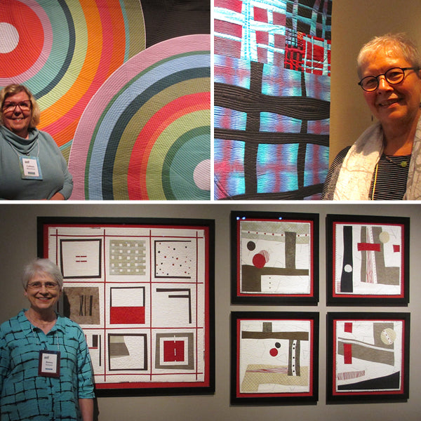 Cutting Edge—Art Quilts of Washington State, 2016