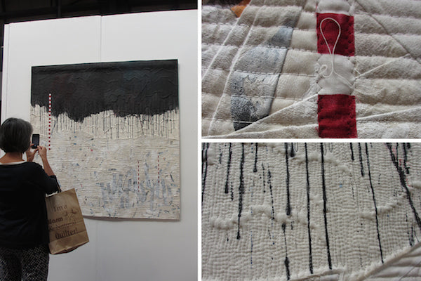 What a Waste, quilt by Mirjam Pet-Jacobs