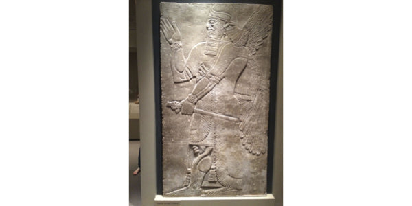 Boston Museum of Fine Art: Bas Relief