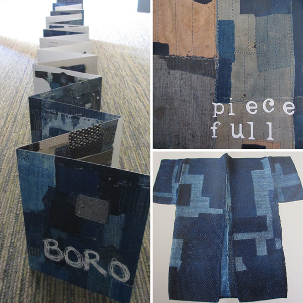 Boro Book by Amy Katoh