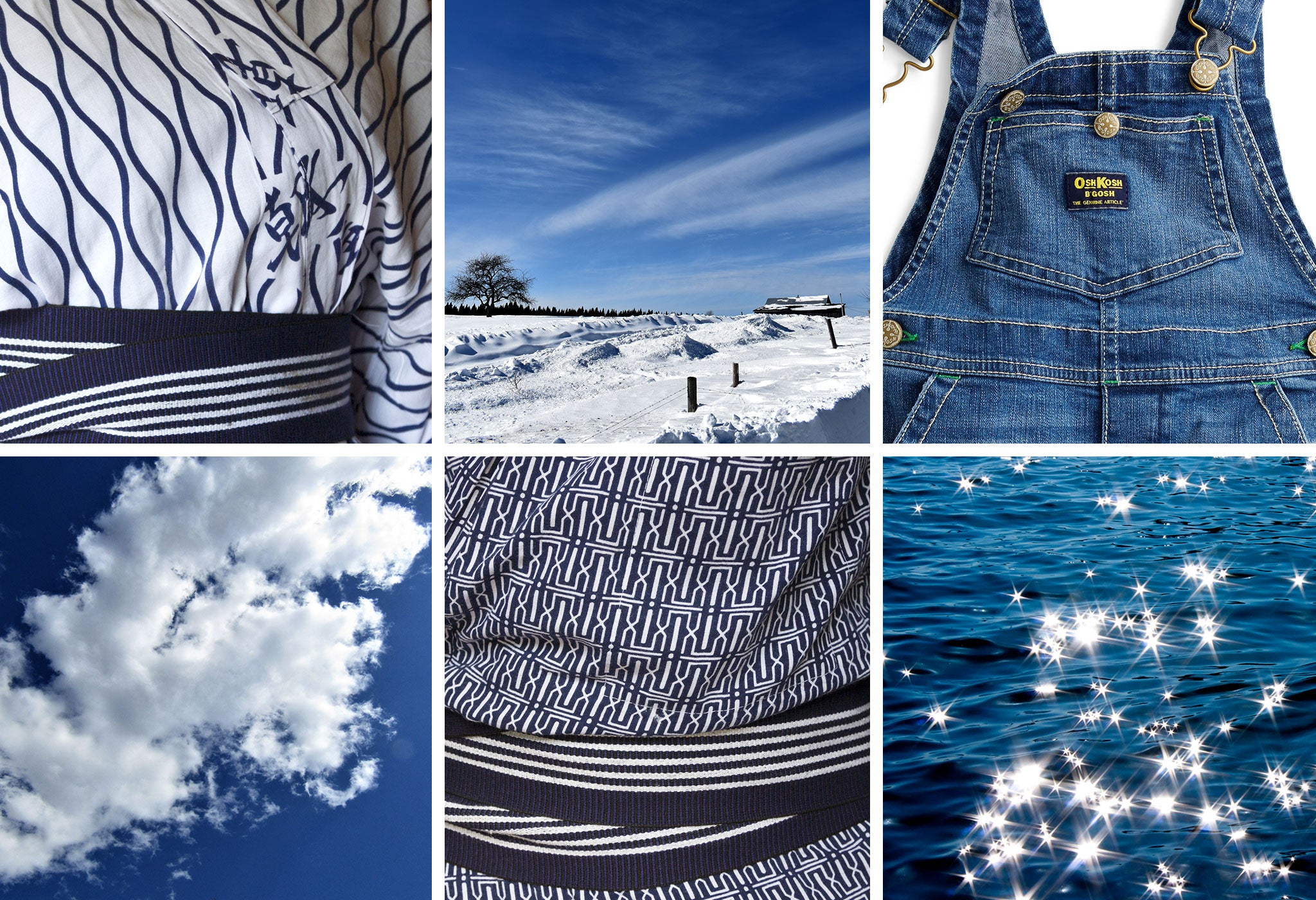 The appeal of blue and white by David Owen Hastings