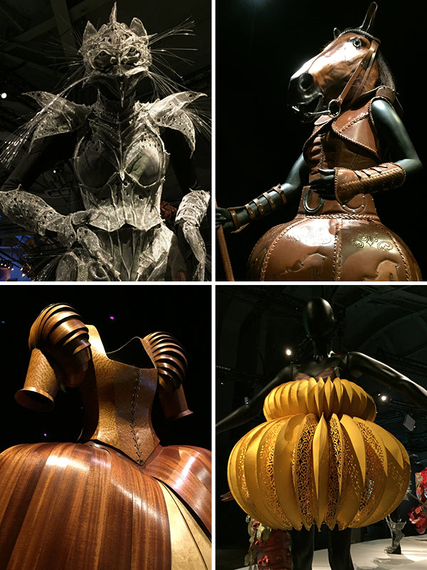 EMP Seattle: World of WearableArt Exhibit