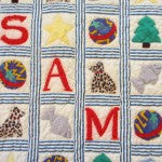 Sam's Quilt by LeeAnn of Nifty Quilts