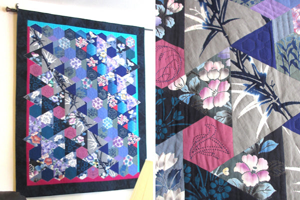 Quilt by Kitty Pippen