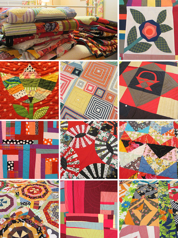 Quilts by LeeAnn of Nifty Quilts