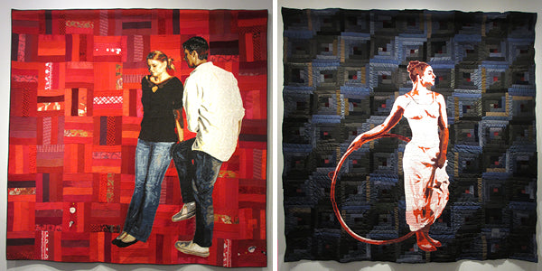 Quilts by Luke Haynes