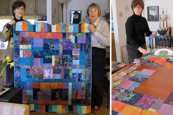 Maple Stars Quilt by Jane Belyea and Patricia Belyea