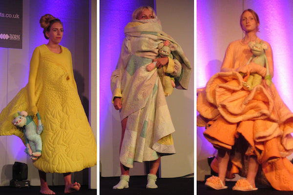 Daily Collingridge Garments at The Festival of Quilts Fashion Show 2014
