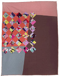 This Is A Quilt, Not Art quilt by Joe Cunningham