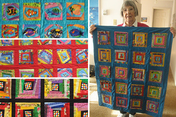 Quilts by Jane Belyea