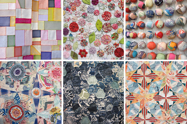 Details of Quilts at 2014 Tokyo International Great Quilt Festival