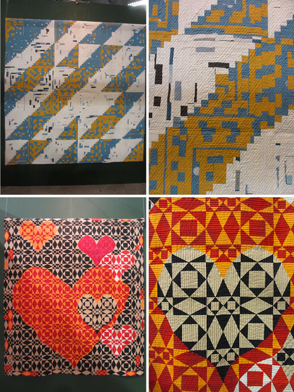 Tokyo Quilt Festival 2016, Traditional Category