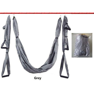 6 Handles Anti-gravity Yoga Hammock Swing Parachute