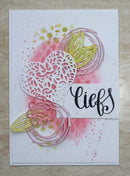Joy Craft Die - Sketch Art - Flowers