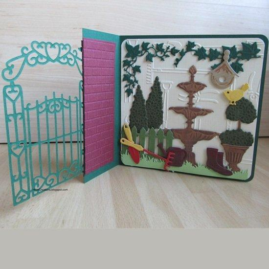 Marianne Design: Craftables Dies - Topiary Set