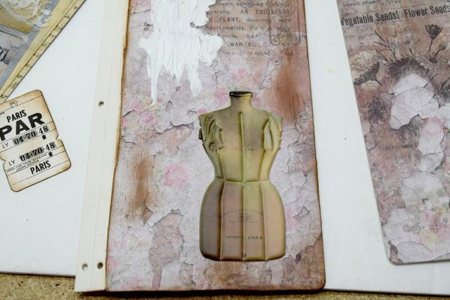 Architextures Treasures - Dress Form Model 1954