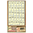Architextures Flash Cards - Numbers (31pc)