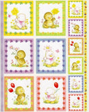 3D Precut - (2 sheets) baby chicks & ducks