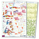 Humphrey the Elephant Precut 3D Bundle 22 A4 Sheets