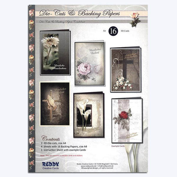 Sympathy Die-Cuts and Papers Kit