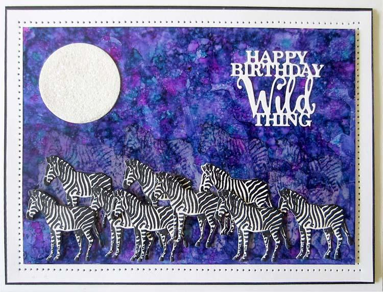 Creative Expressions Safari Collection African Animals