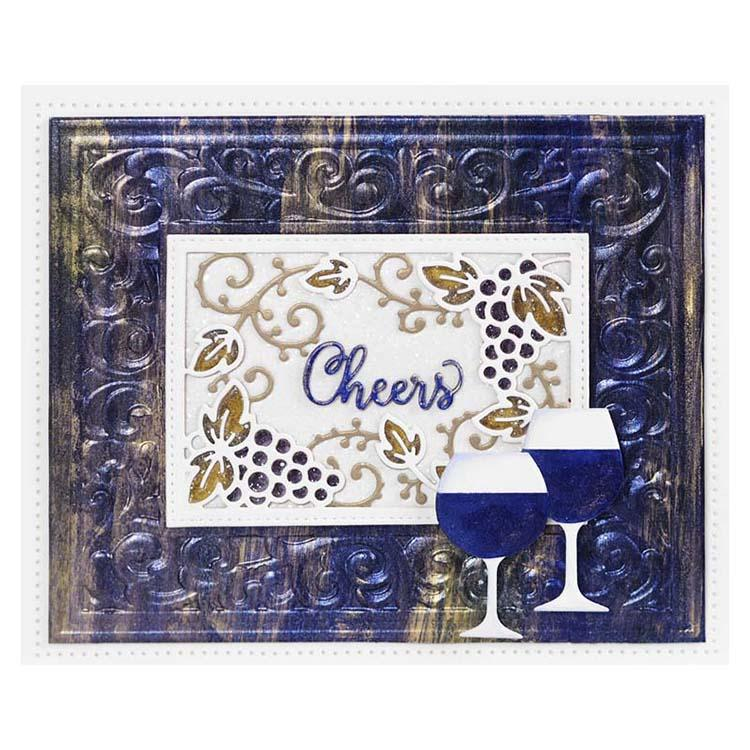 Dies by Sue Wilson Necessities Collection Chianti