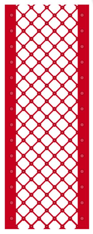 Festive Collection Lattice Ribbon