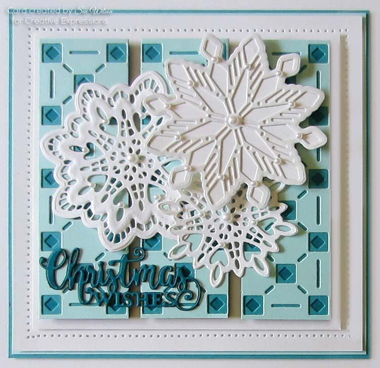 Festive Collection Meredith Triple Layering die
