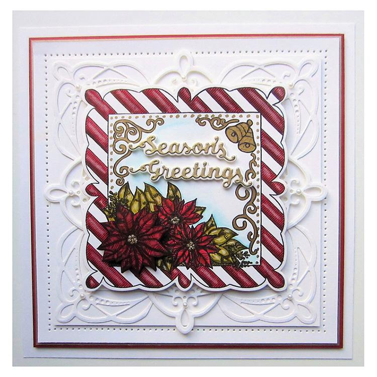 Festive Collection Denise Craft Die