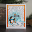 Dies by Sue Wilson Festive Snow