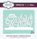 Paper Cuts Collection Wildflower Meadow Craft Die