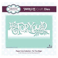 Creative Expressions Paper Cuts Collection - For You Edger
