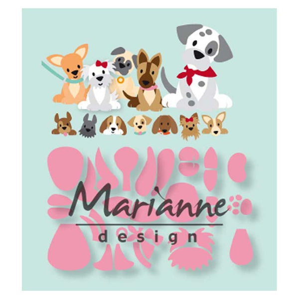 Marianne Design Collectables Eline's Puppy