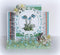 Joy Crafts Cut & Emboss Die -Grass Edge with Flowers