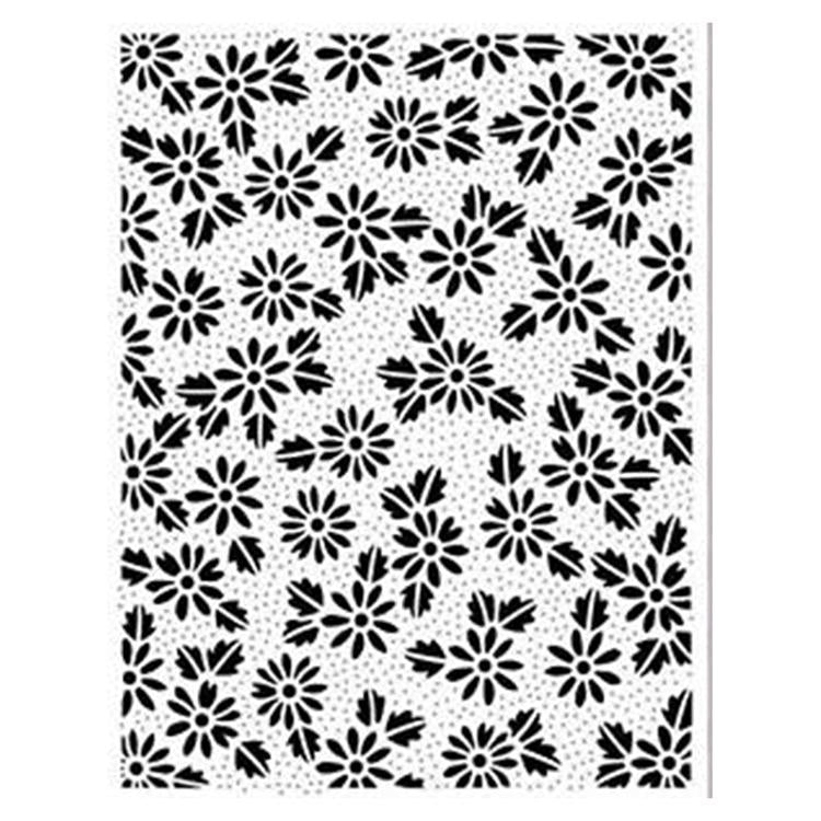 Creative Expressions Embossing Folder - Dotted Daisies